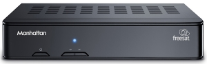 Manhattan Plaza HD receiver