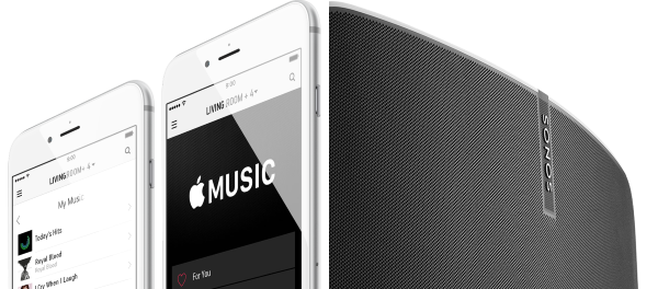 Apple Music on Sonos